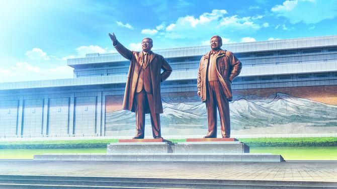 北朝鮮 恋愛ADV Steamに関連した画像-04