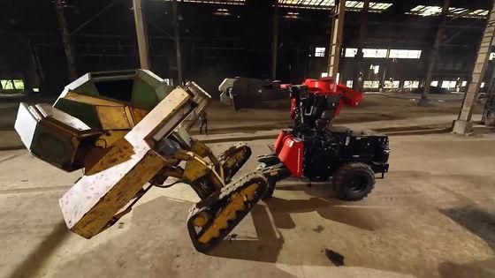 日米 ガチンコ 巨大ロボット 巨大ロボ 水道橋重工 クラタス 必殺パンチ 1勝 チェーンソーに関連した画像-01