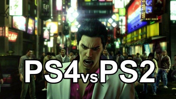 龍が如く PS4 PS2 リメイク リマスターに関連した画像-01