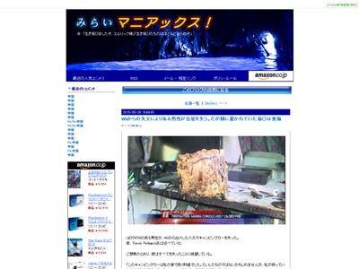 Wii 火事 出火に関連した画像-02