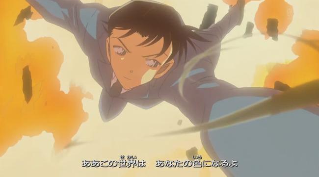 名探偵コナン コナン OP バトルアニメ 映画 に関連した画像-14