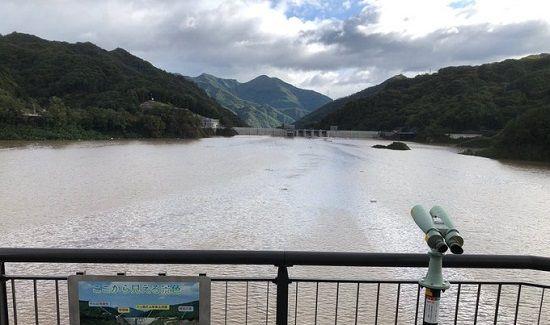 【台風19号】完成したばかりで試験段階だった「八ッ場ダム」、ぶっつけ本番でフル稼働して利根川の氾濫を防ぎ奇跡の活躍と絶賛される