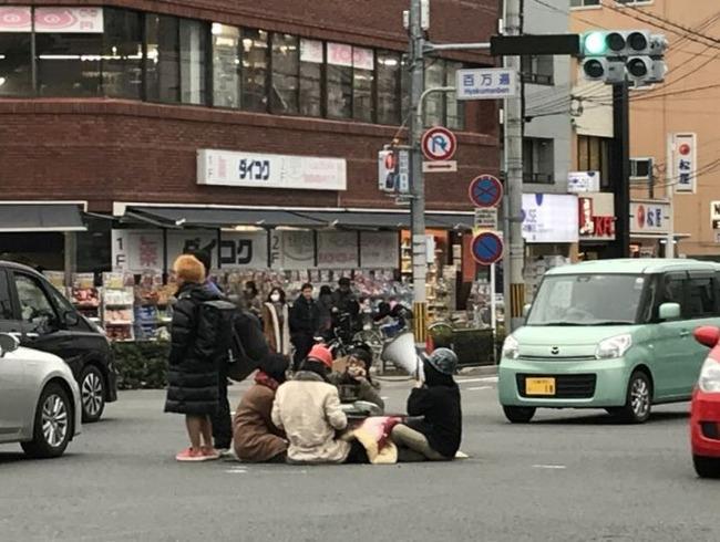 京大 交差点 こたつに関連した画像-03