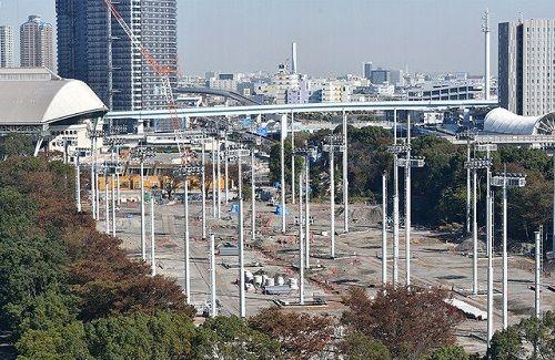 有明テニス工事ストップ東京五輪に関連した画像-01