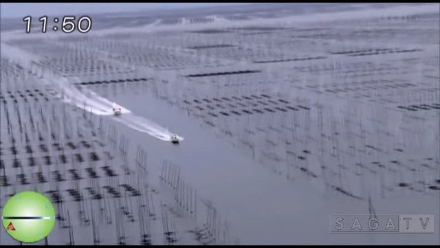 有明海 密漁 70代 夫婦 通常の3倍 船外機 逃走に関連した画像-08