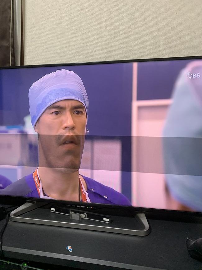 テレビ 故障 しゃくれに関連した画像-03