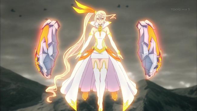 テイルズオブゼスティリア ザクロス アニメ 改変 アリーシャ 神依化に関連した画像-02