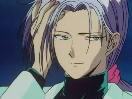 アニメ 銀髪 ギャップ萌え 90年代 性癖に関連した画像-05