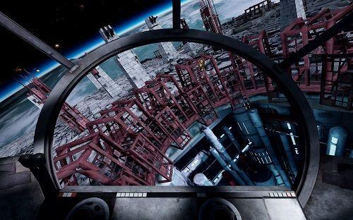 スターウォーズ バンダイナムコ バンナム アーケード 筐体 個人 プレミアムエディション バトルポッドに関連した画像-05