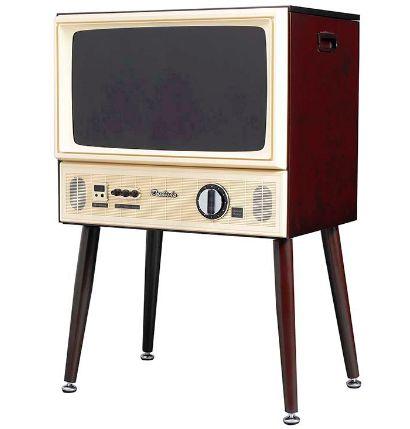 レトロゲーマー ブラウン管 液晶テレビに関連した画像-03