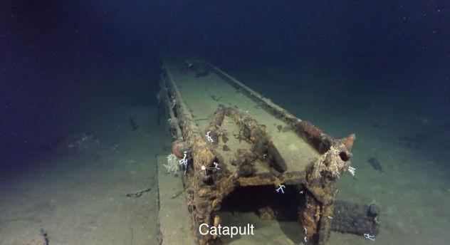 戦艦 武蔵 海底に関連した画像-05