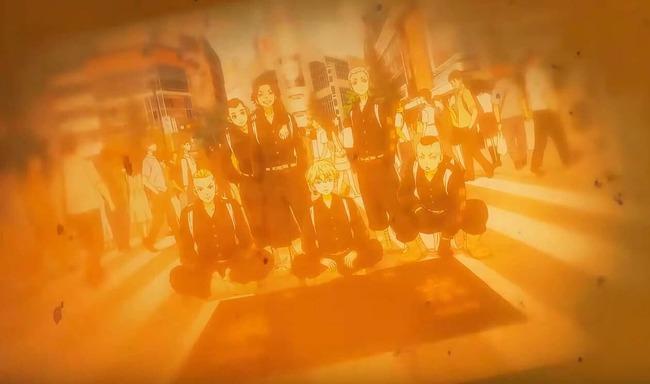アニメ 東京リベンジャーズ 卍 ハーケンクロイツ ナチス 想起 海外 規制に関連した画像-04