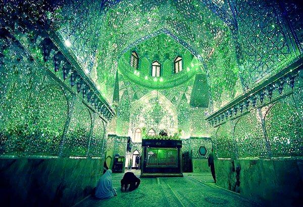 イラン シャー・チェラーグ廟 綺麗に関連した画像-03