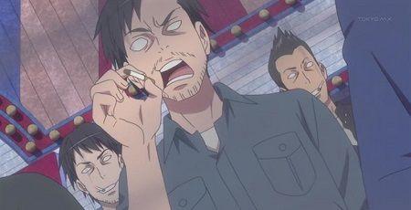タバコ ヤニカス カッターナイフ 脅すに関連した画像-01