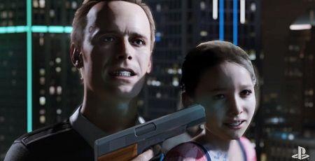 デトロイト ヘビーレイン ビヨンド アンドロイド QuanticDream クアンティック・ドリームに関連した画像-01