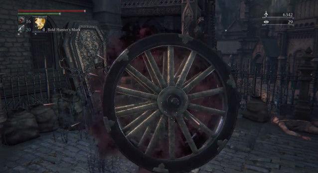 ブラッドボーン 車輪 武器に関連した画像-06