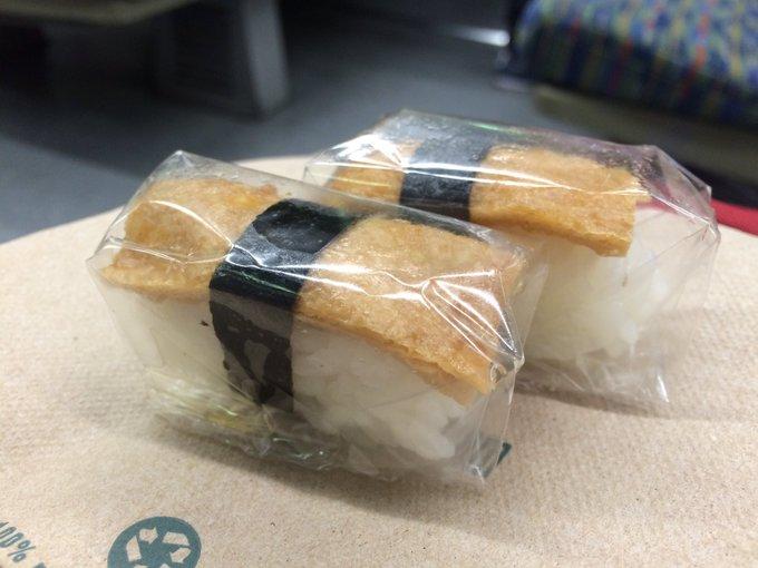 ツイッター ロンドン イギリス いなり寿司に関連した画像-02