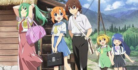 ひぐらしのなく頃に 北条沙都子 北条鉄平 TVアニメに関連した画像-01