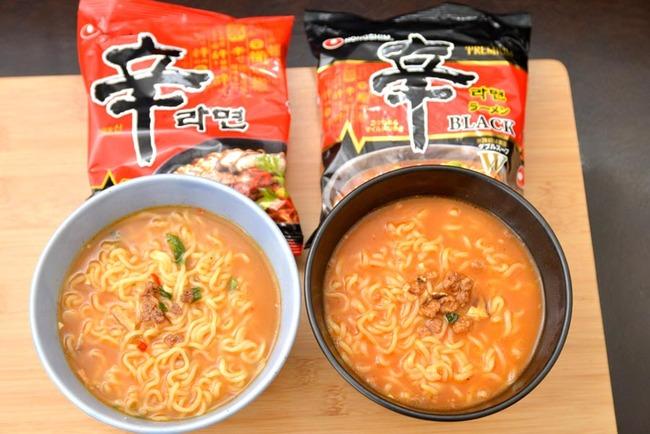 韓国 インスタントラーメン 辛ラーメン 世界最高 ラーメンに関連した画像-01