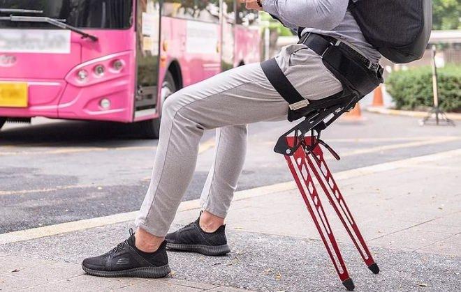 外骨格椅子 LEX カッコイイに関連した画像-04