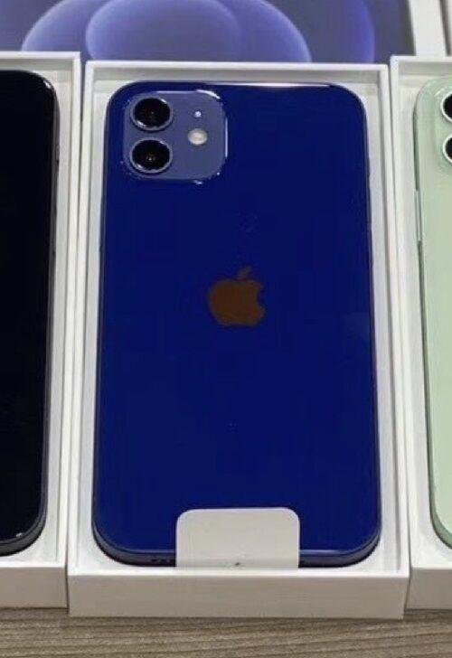 iPhone12ブルー実物色違うに関連した画像-04