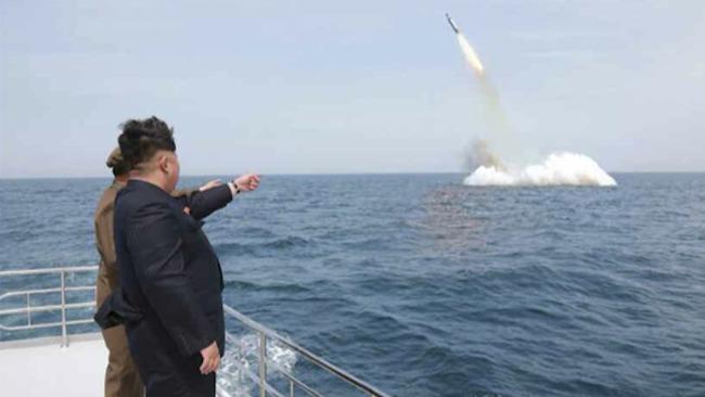 北朝鮮 ミサイル 彼女に関連した画像-01