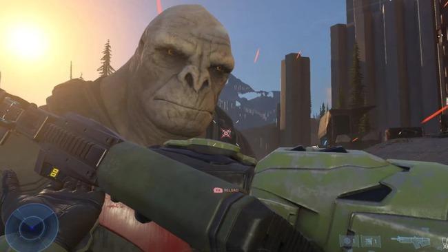Xbox幹部 ヘイローインフィニット 低画質 批判 お気持ち表明に関連した画像-01
