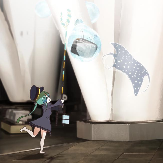 傾福さん たつき監督 TVアニメ TOKYO MX 地上波放送に関連した画像-02