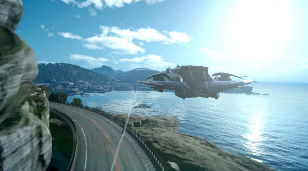 FF15 PC版 ファイナルファンタジー15 グラフィック FPSに関連した画像-02