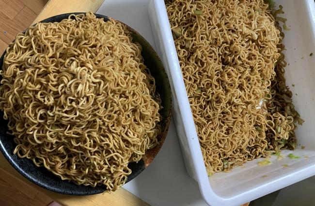 ペヤング ペタマックス 量 大食い 早食い 完食に関連した画像-04