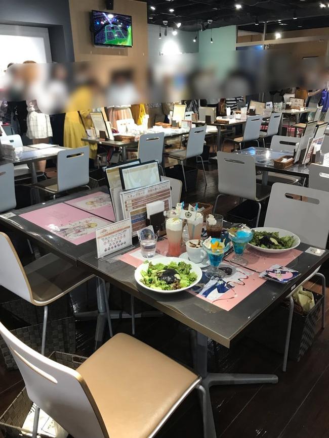 女性 アニメ コラボ カフェ うたプリ うたのプリンスさまっに関連した画像-03