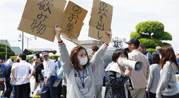 北海道 地震 災害 報道 マスコミ 衣食住 炊き出しに関連した画像-01