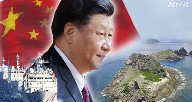 【かなりやばい】中国が大量の漁船と武装船による尖閣領海侵入を予告、自衛隊の護衛艦を狙うミサイル艇まで展開