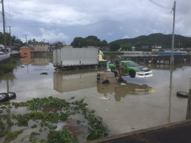 大雨車浸水回避に関連した画像-02