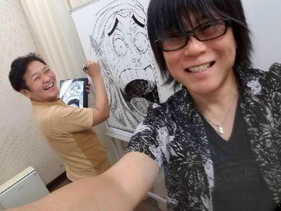 山口勝平 模写 森川智之 声優 ワンピース エネル 尾田栄一郎に関連した画像-03