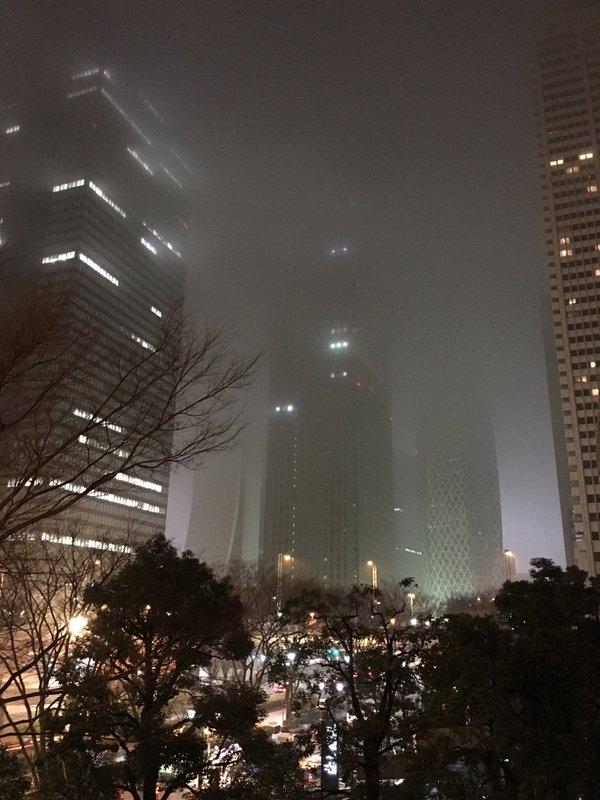 神秘的 濃霧 東京 首都圏 RPG ラストダンジョン ホラー 夜景に関連した画像-11
