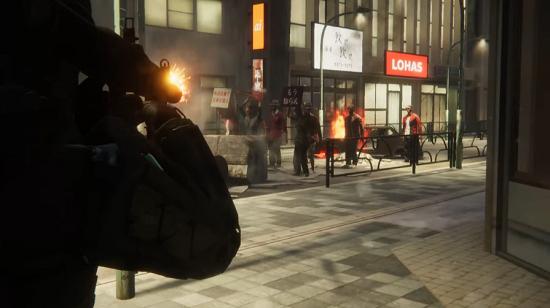 """外出自粛に反発する人達にロケットランチャーを撃ち込んで""""高温消毒""""する3Dアクションゲーム『STAYHOMER』が300円で販売開始www"""