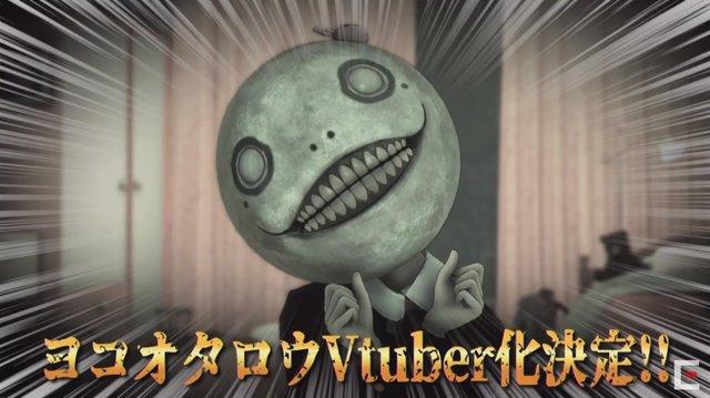 ヨコオタロウ Vtuber ゲーム実況に関連した画像-01