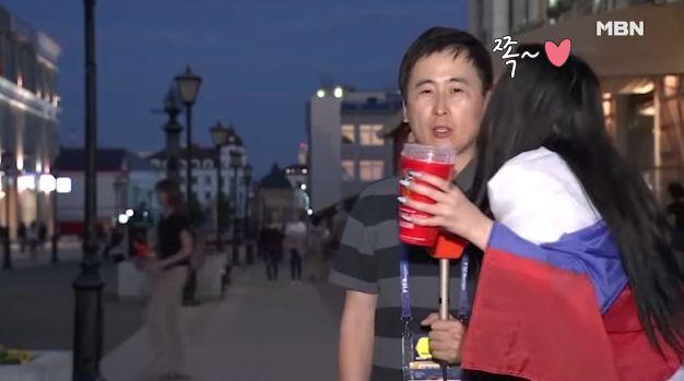 サッカー ワールドカップ 放送事故 キャスターに関連した画像-06