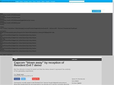 カプコン バイオハザード7 体験版 反響に関連した画像-02