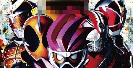 仮面ライダー エグゼイド 映画 パックマン MOVIE大戦に関連した画像-01