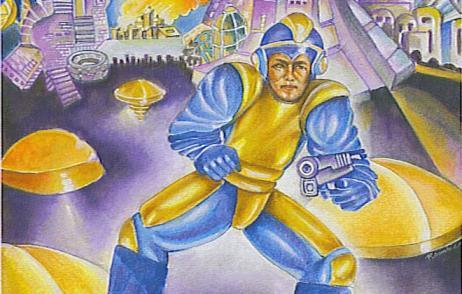 ロックマン メガマン フィギュア ファン タイ カプコンに関連した画像-01