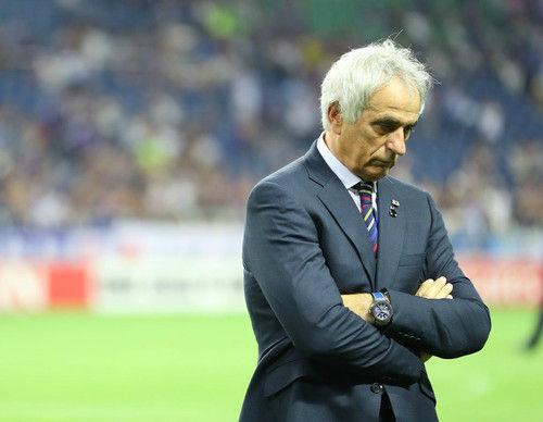 バヒド・ハリルホジッチ 失望 サッカー ワールドカップ 日本 ベルギーに関連した画像-01
