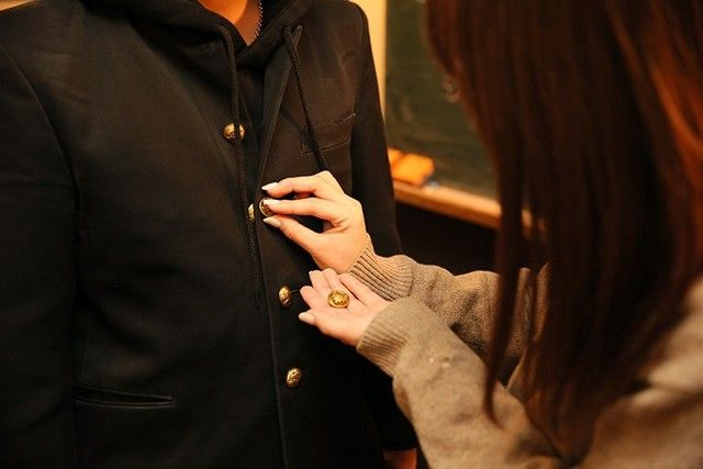 第2ボタン 貰う方法 先輩 盗み 電気に関連した画像-05