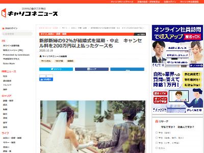 結婚式92%延期に関連した画像-02