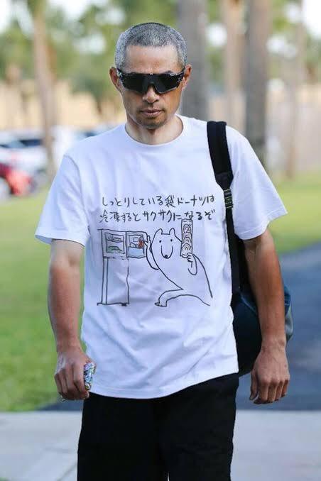 イチロー Tシャツ ネタに関連した画像-10