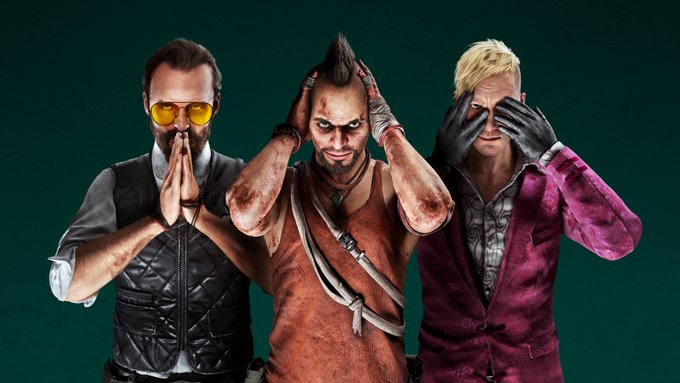 Ubisoft ファークライ6 シーズンパス DLCに関連した画像-01