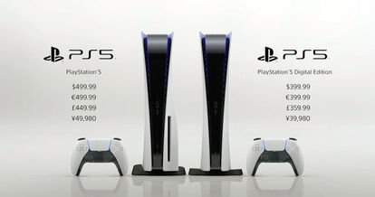 【悲報】PS5ソフトの基本価格7990円に。約1000円の値上げ・・・