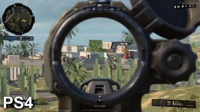BO4 比較映像 PS4に関連した画像-05