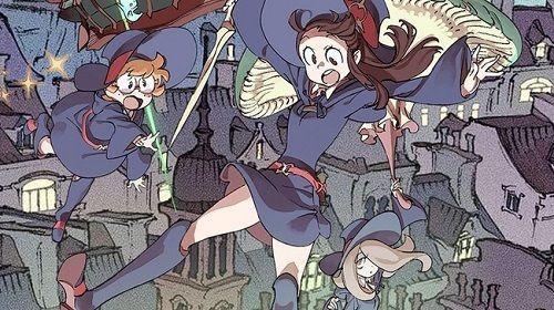 リトルウィッチアカデミア 魔法仕掛けのパレード 映画 アニメ キルラキル トリガー 公開 魔女に関連した画像-01